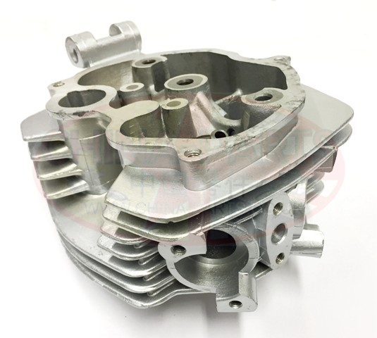 Cylinder Head - 125cc with Twin Exhaust Port ( EGR )
